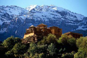 Kasbah du Toubkhal, Morocco