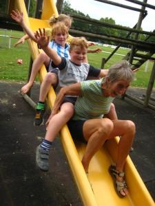 Fun with Nanny