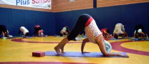 Forrest yoga